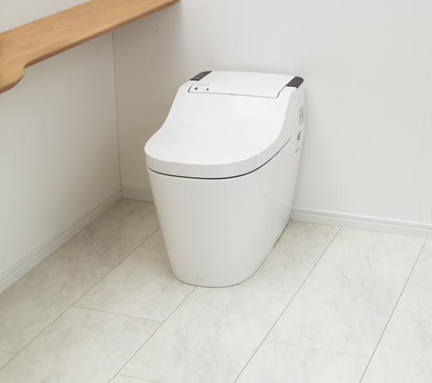 トイレ用フローリング