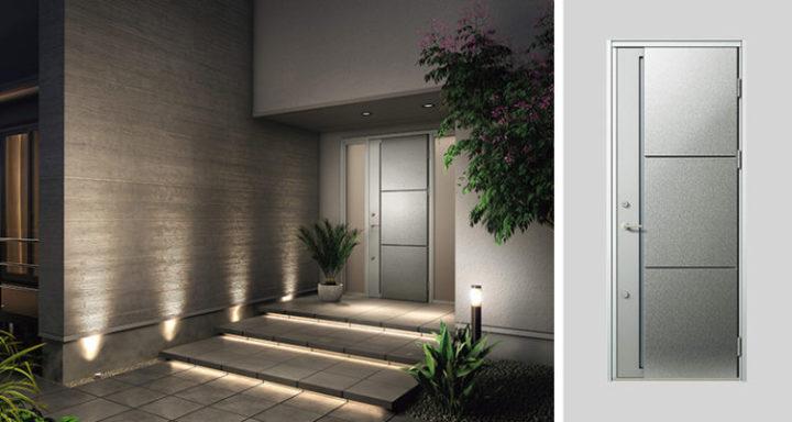 YKKapの玄関ドア