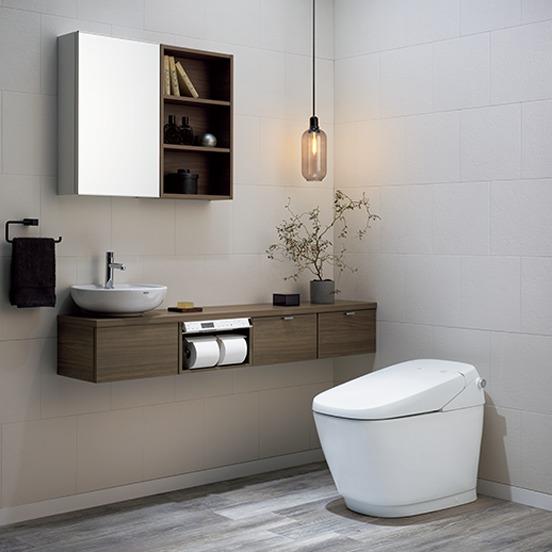 LIXILのトイレ(便器)